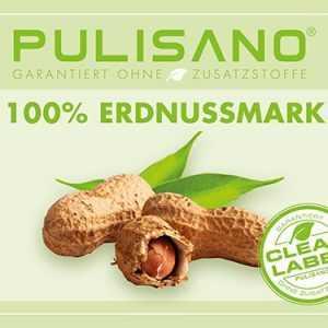 Pulisano Erdnussmark fein 5 Kg