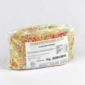 Zuckerstreusel 1Kg
