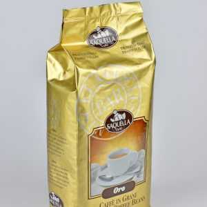 Kaffee Saquella Oro 1Kg