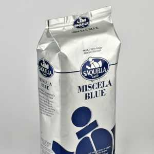 Kaffee Saquella Blau 1Kg