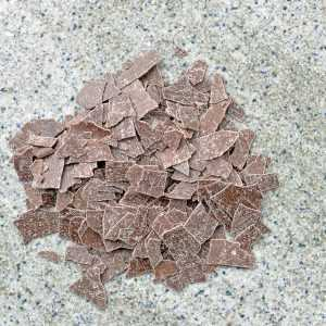 Ulmer Raspelschokolade braun 2.5Kg