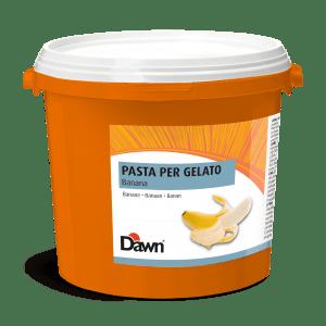 Dawn Eispaste Banane 3,5Kg