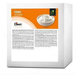 Dawn Sahne-Fond Joghurt 2,5Kg