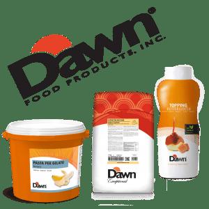 Dawn Eispaste Kokos 3Kg